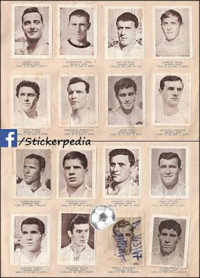 Hajduk Split album sličice Championi naši nogometaši