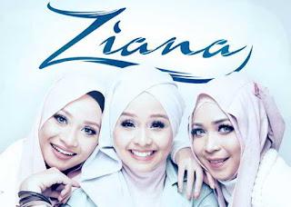 Lirik : Ziana - Cinta Halal Haram