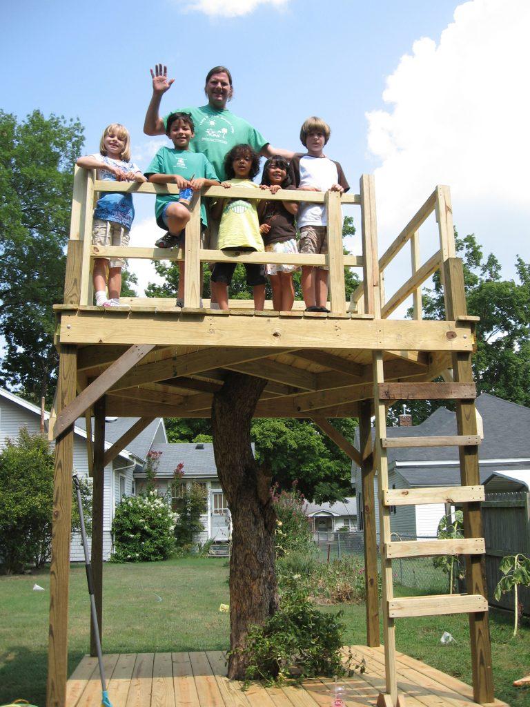 10 easy diy backyard fun ideas