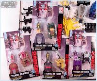 Transformers Titans Return wave 2 Titan Master Clobber Grimlock Skytread Brawn Takara トランスフォーマー レジェンズ