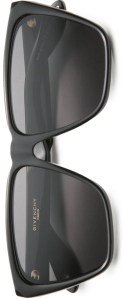 Givenchy 55MM Acetate Angular Sunglasses