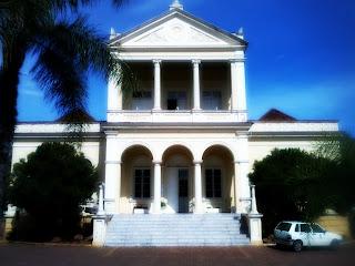 Prédio da Prefeitura Municipal de Santa Cruz do Sul