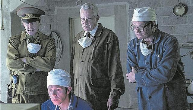 Chernobyl est la mini-série qui a fait senssation aux Emmy Awards