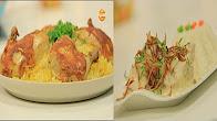 برنامج نص مشكل 13-1-2017 رانيا الجزار طريقة عمل دجاج بالكرنب - دجاج مندي - شاكرية الدجاج - أوزي جلاش بشاورما الدجاج