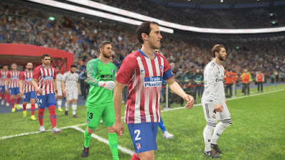 PES 2019 PS4 Editemos PES Option File 2019 Season 2018/2019