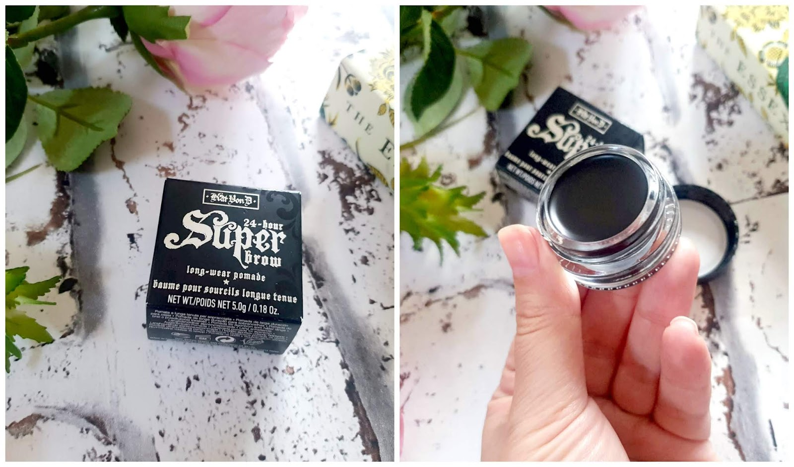 Kat Von D 'Super Brow' 24 Hour Long-Wear Pomade