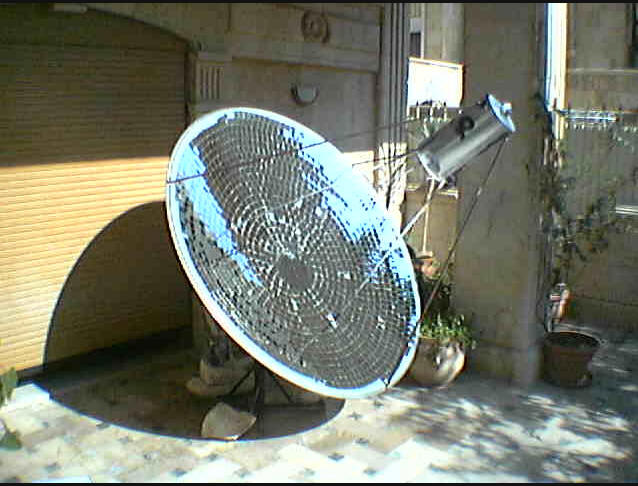 attic antenna ideas - Build It Solar Blog Solar Cooking After Dark A DIY