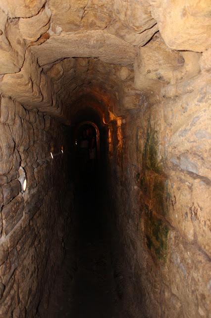 Restos romanos en Medina Sidonia