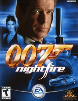 007: Nightfire cover