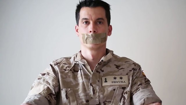 """El Supremo se inclina por dejar fuera del Ejército al teniente que denunció """"casta"""" y """"corrupción"""" en las Fuerzas Armadas"""