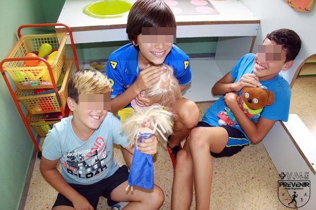 actividades infantiles arucas