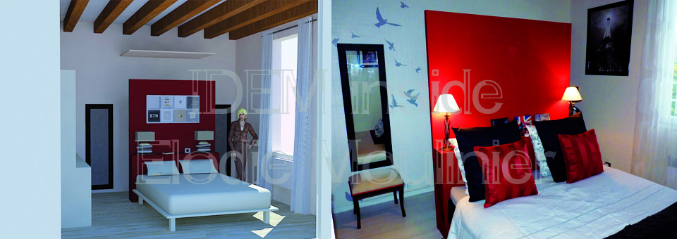 idem inside d coration d 39 int rieur bordeaux am nagement d 39 un dressing. Black Bedroom Furniture Sets. Home Design Ideas