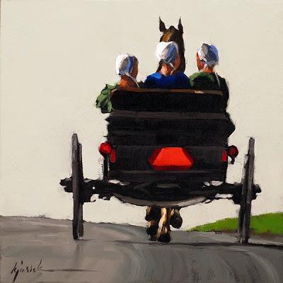 Por amor al arte: Karin Jurick