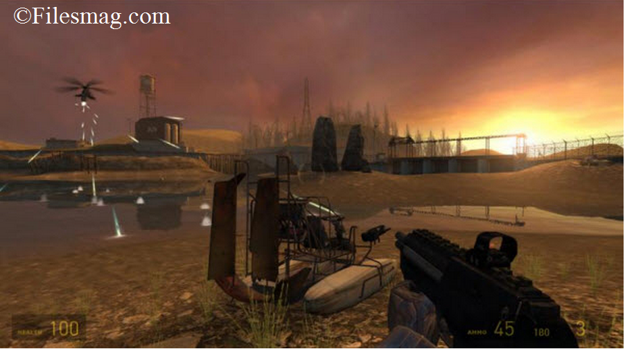 Half life 2 Game Screenshot
