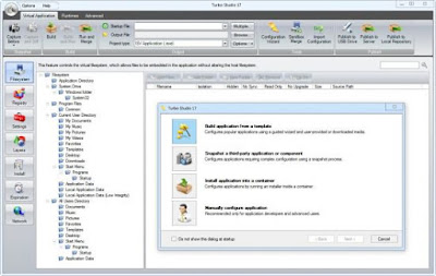 Screenshot Turbo Studio 17.7.987.13 Full Version