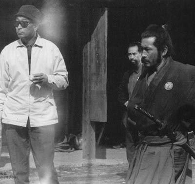 Akira kurosawa Toshiro Mifune