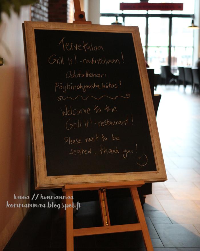 kokous Tampereella sokos hotel torni grill it