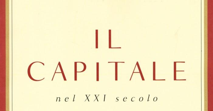 Il Capitale nel 21° secolo: commento