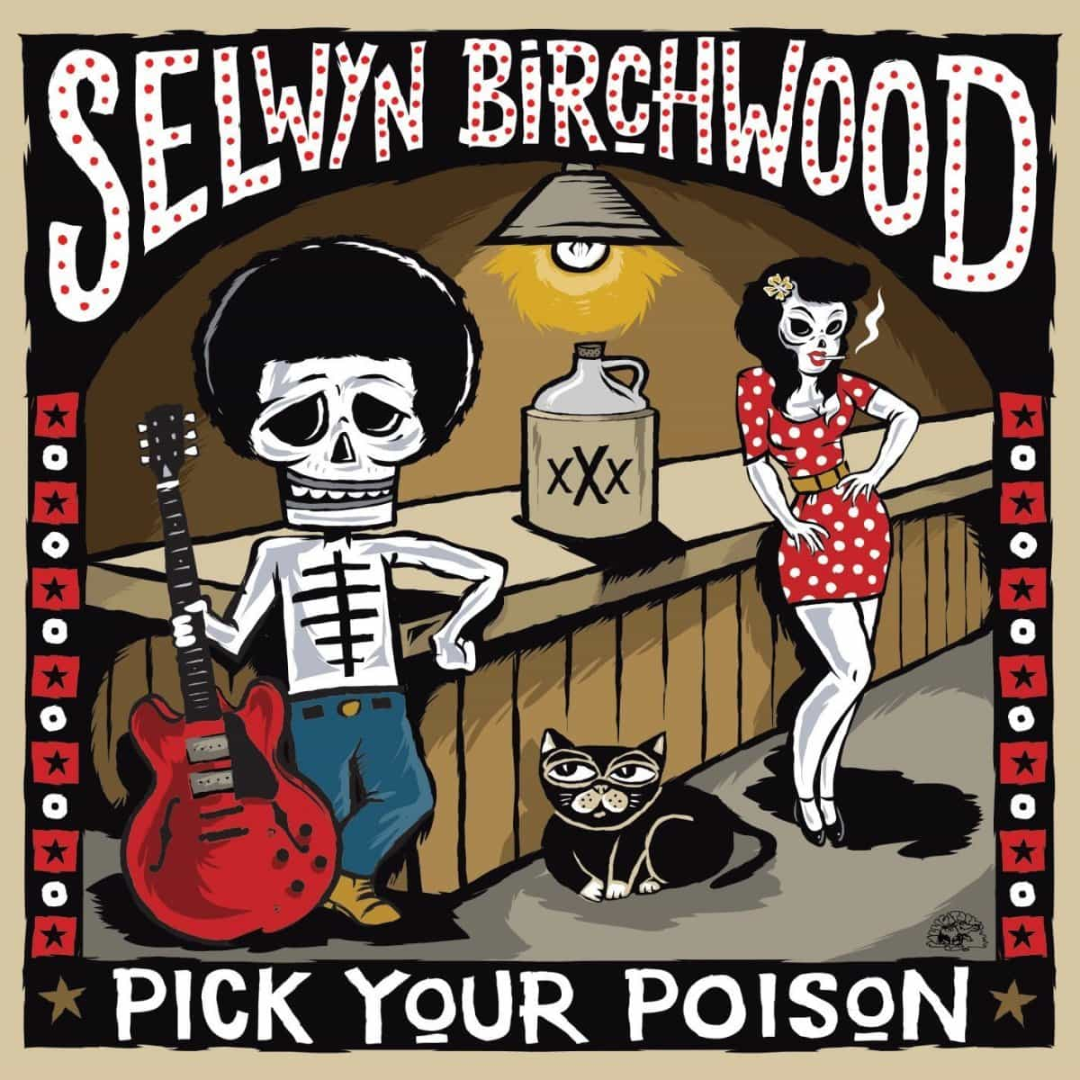 a9c599f49 Way back in 2013, friends were telling me to keep an eye on an  up-and-coming blues artist that they caught in Memphis. Selwyn Birchwood was  his name and he ...