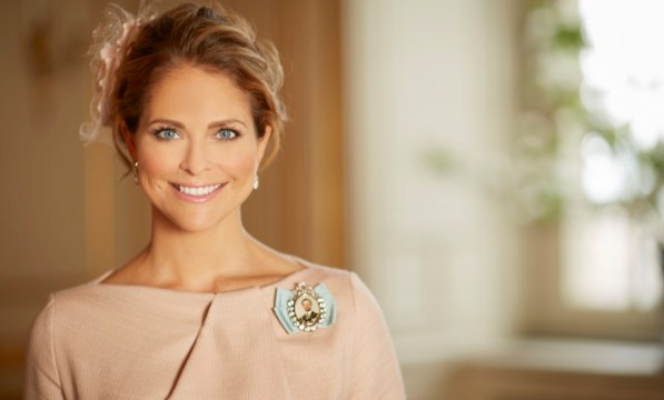 Princess Madeleine attends My Big Day seminar