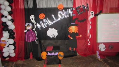 Tradição: Escola do DNOCS se destaca em Baile de Halloween