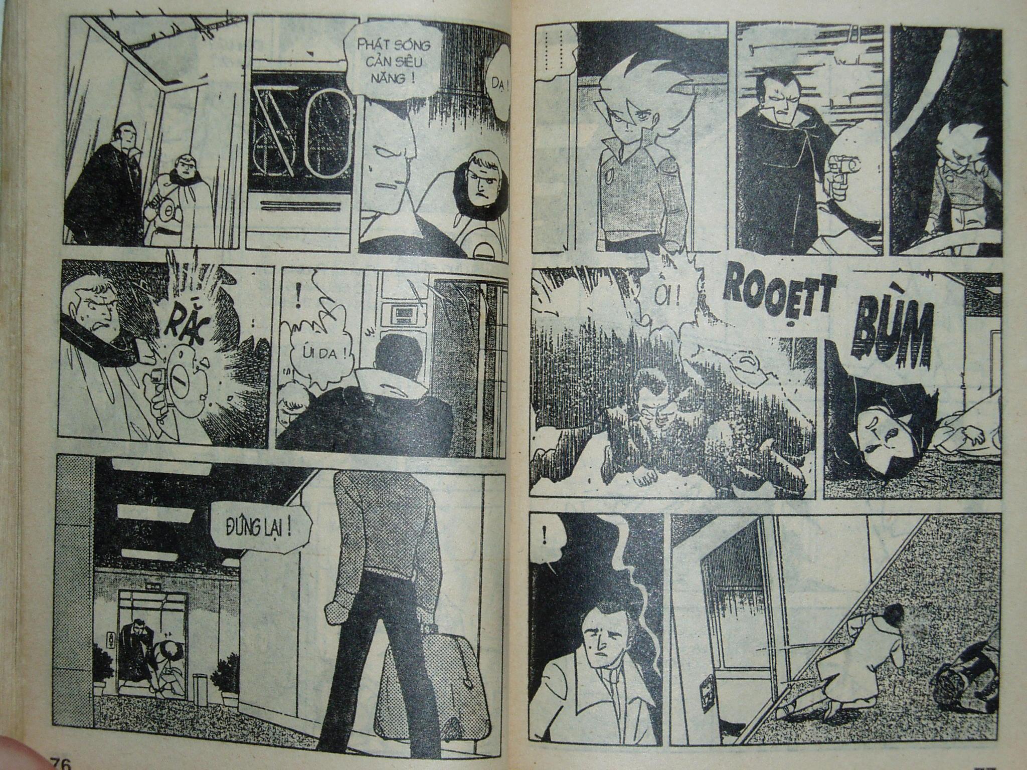 Siêu nhân Locke vol 16 trang 37
