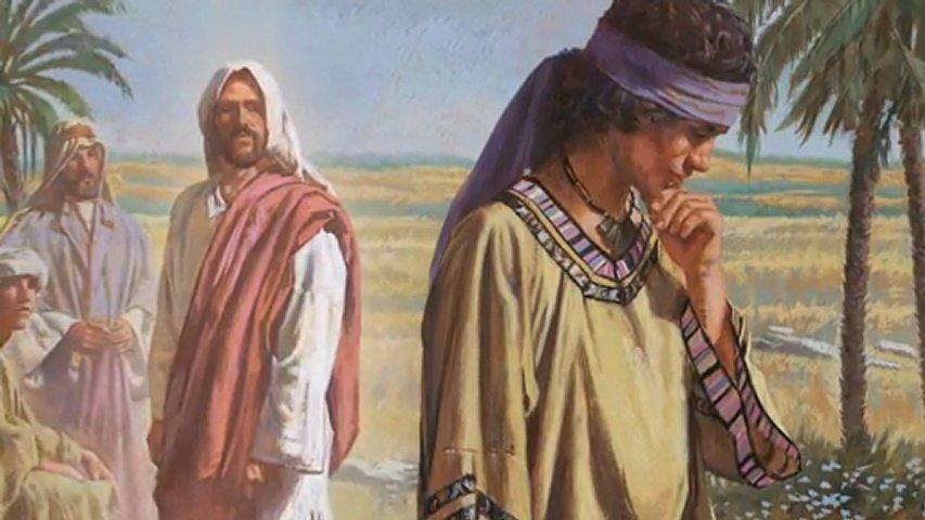 Resultado de imagen para Marcos 10,17-30