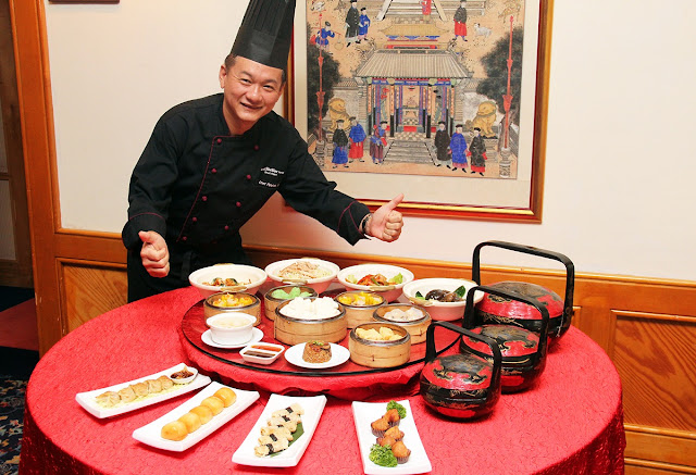 Chef Patrick Ng & His Creations