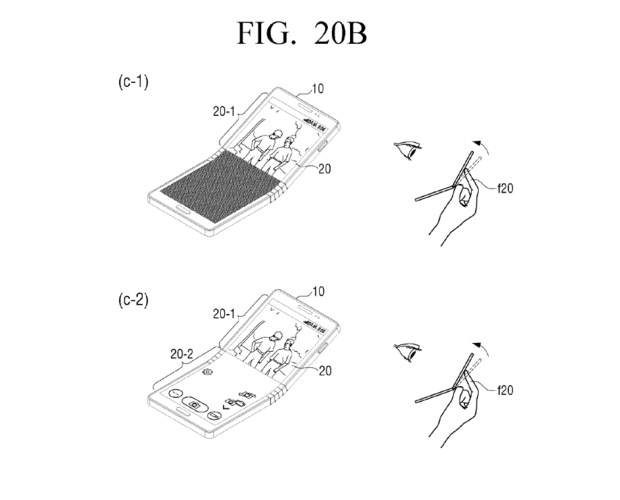 Samsung Builds the Foldable Artificial Muscles that Use in Future Smartphone 3