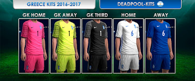 PES 2013 INTERNATIONAL KITPACK 2016-2017 by DEADPOOL