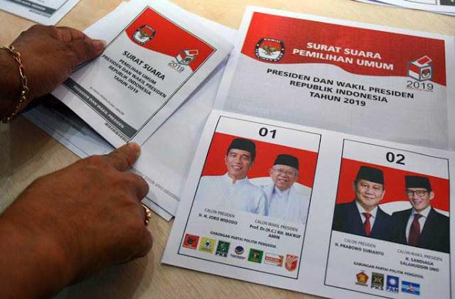 Prabowo-Sandi Sudah Unggul dari Hasil Coblosan di Luar Negeri? KPU Bilang Begini