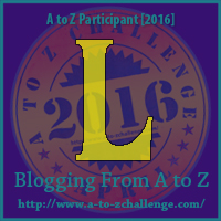 L is for: Laundry - A Wandering Vine #AtoZChallenge