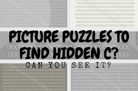 Can you find hidden C?