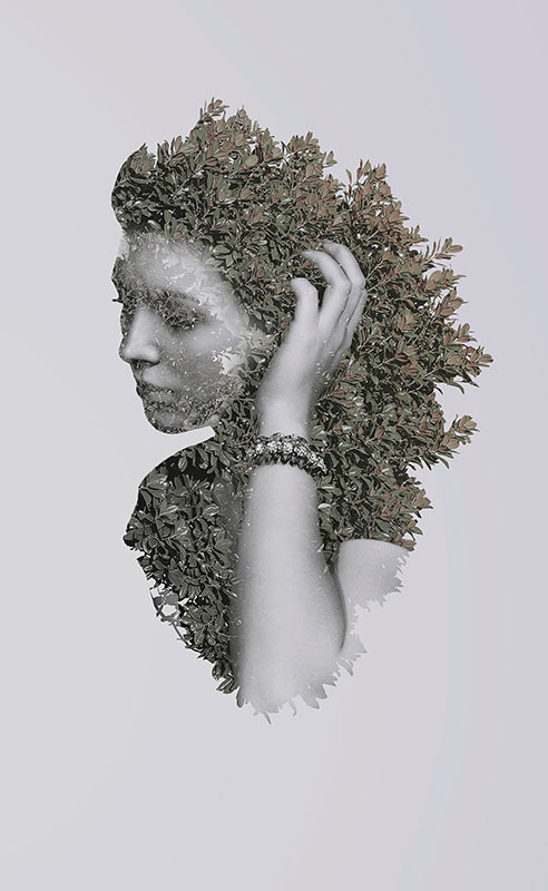 Double Exposure Image - Photoshop Tutorial