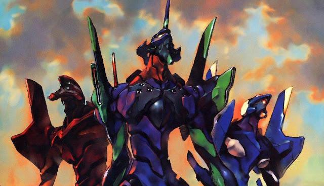 Pilota un Evangelion con la VR de Bandai Namco
