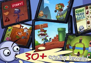 Troll Face Quest Video Games Apk v0.9.70 (Mod Hints)