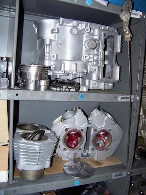 Hugh's HandBuilt: Engine Building Services