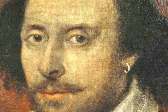 Rubato il teschio di William Shakespeare