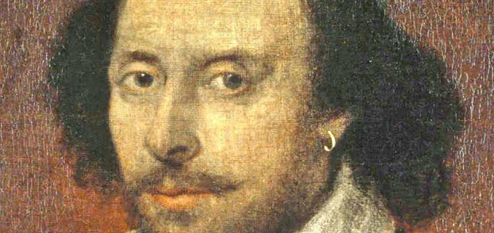 Rubato il teschio di William Shakespeare