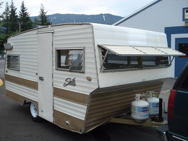 Used Rvs 1967 Vintage Shasta Trailer For Sale For Sale By