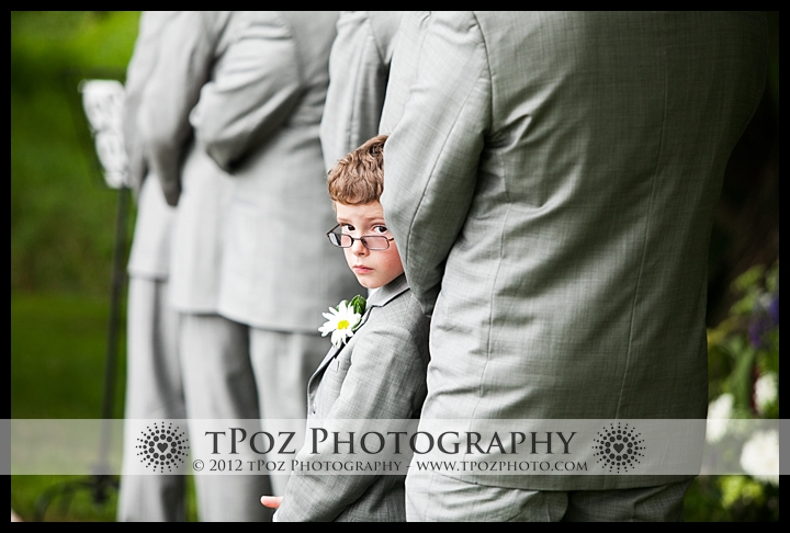 Duke Farm Wedding Ceremony
