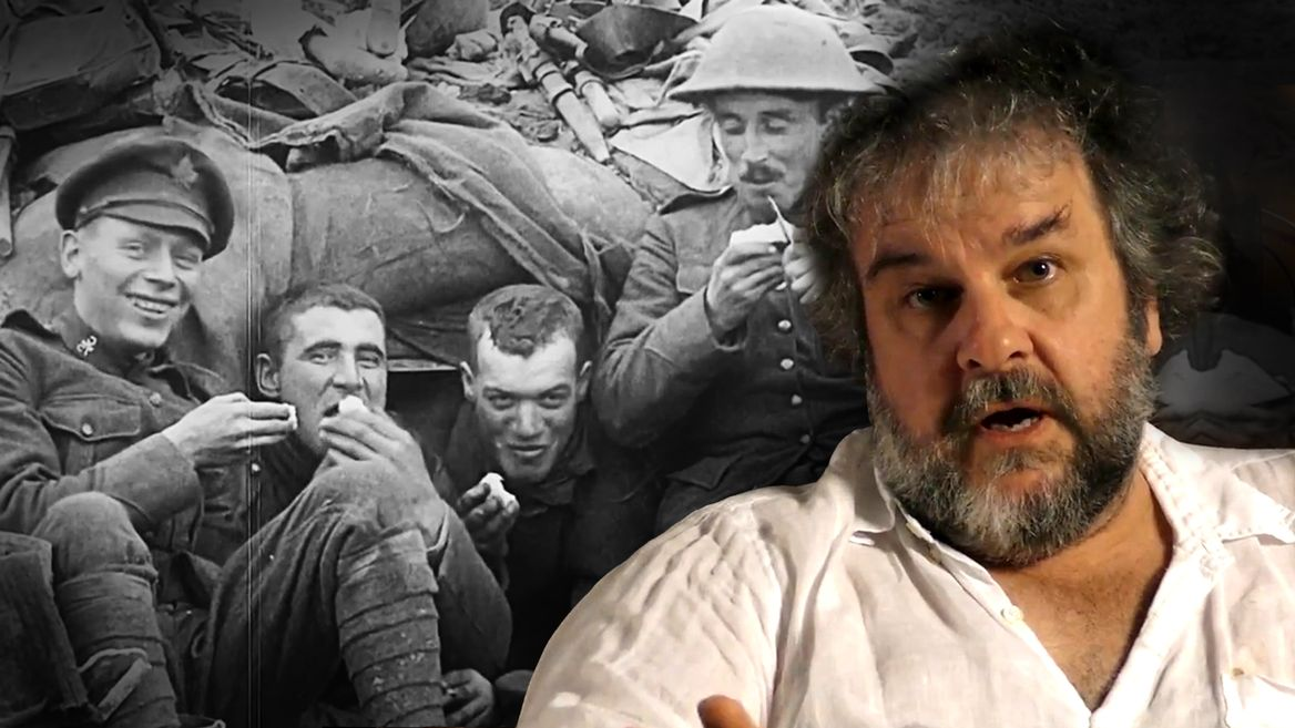 First World War on Film: Peter Jackson's Passion for World