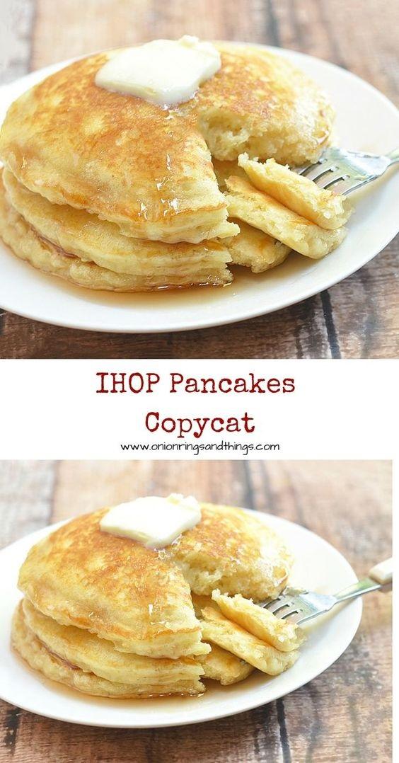 Ihop Pancakes Copycat