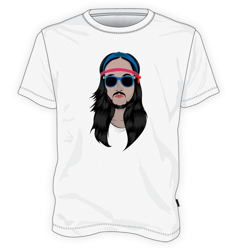 koszulka Steve Aoki