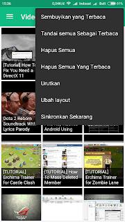 Almaftuchin Apps for Android Semua Dalam Genggaman