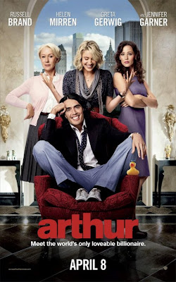Arthur el soltero de oro Película