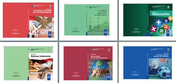 Buku Guru dan Buku Siswa Kurikulum 2013 Revisi 2016 untuk SMP-MTs