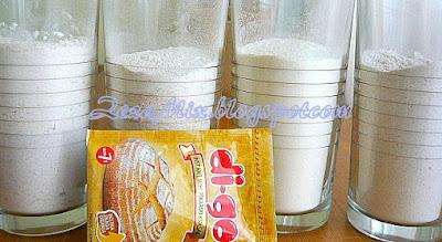 brašno za domaći miješani kruh sa sjemenkama