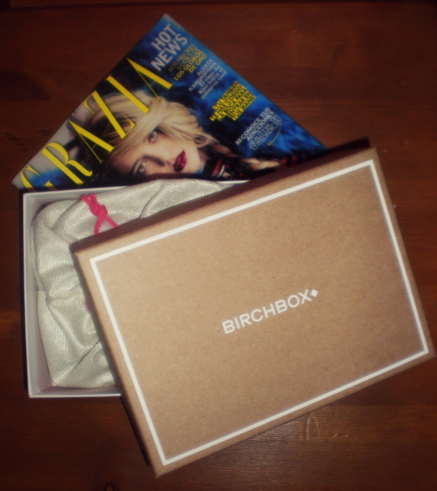 Birchbox Enero 2014 | This is the Year!