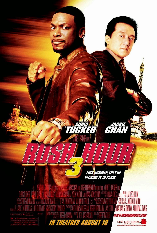 Rush Hour 3 คู่ใหญ่ฟัดเต็มสปีด 3 [HD][พากย์ไทย]